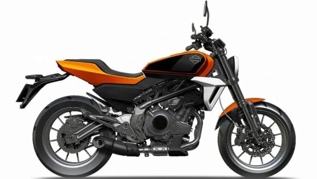 Une Harley-Davidson produite par le chinois Qianjiang ! Harley11