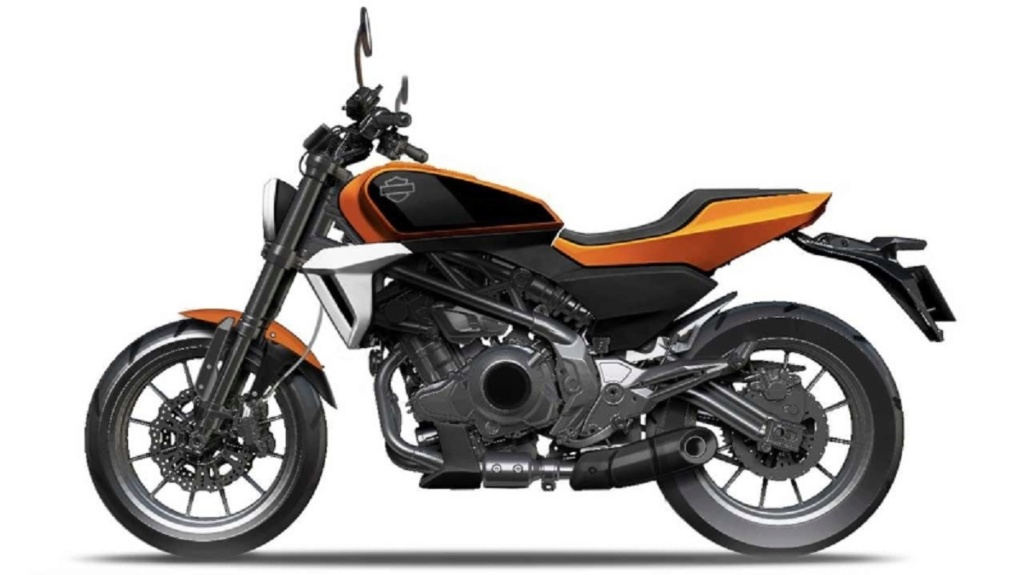 Une Harley-Davidson produite par le chinois Qianjiang ! Harley12