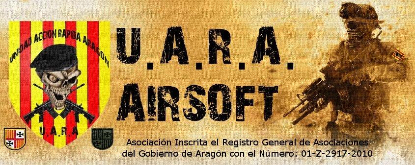 Unidad Acción Rapida Aragón