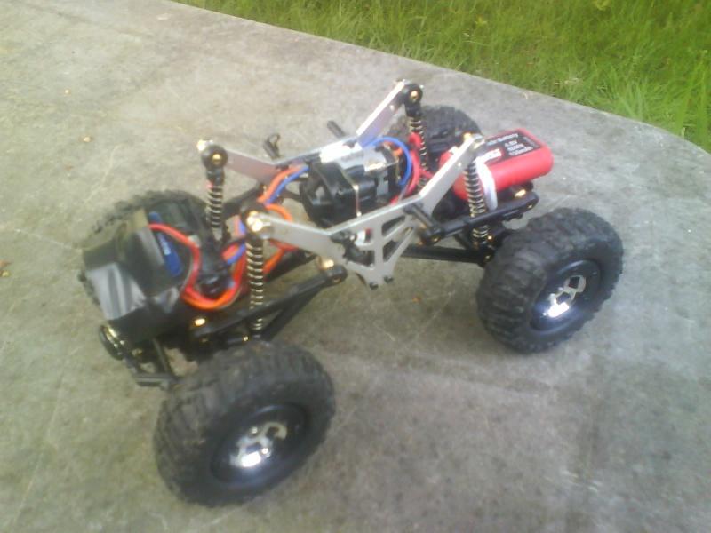 Losi Micro Crawler - Mon tout petit Dsc07718