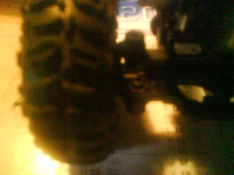 Losi Micro Crawler - Mon tout petit Dsc07719
