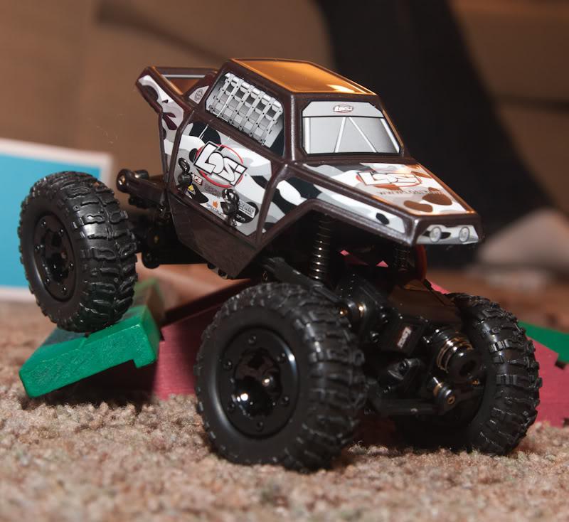 Losi Micro Crawler - Mon tout petit Img_5210