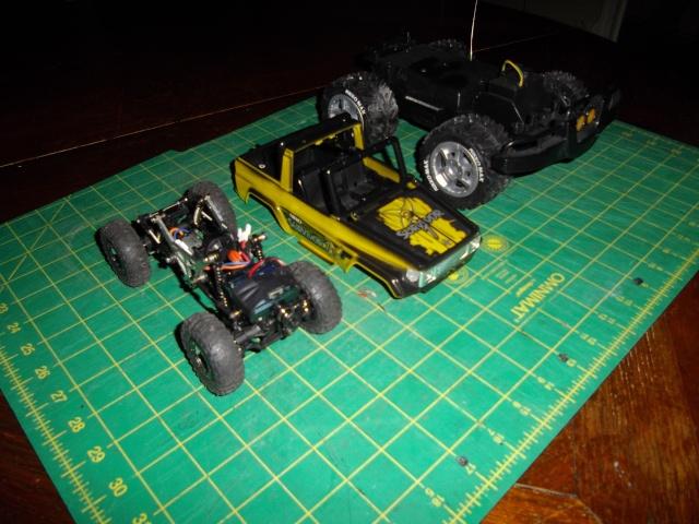 Losi Micro Crawler - Mon tout petit Imgp0010