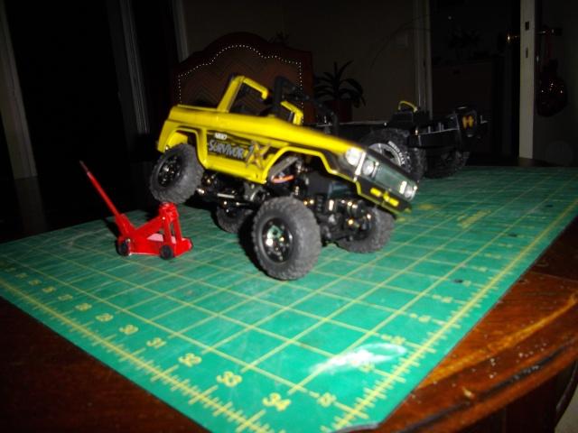 Losi Micro Crawler - Mon tout petit Imgp0015