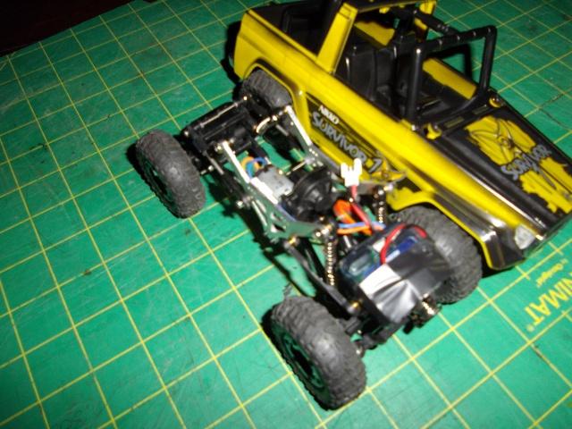 Losi Micro Crawler - Mon tout petit Imgp0016