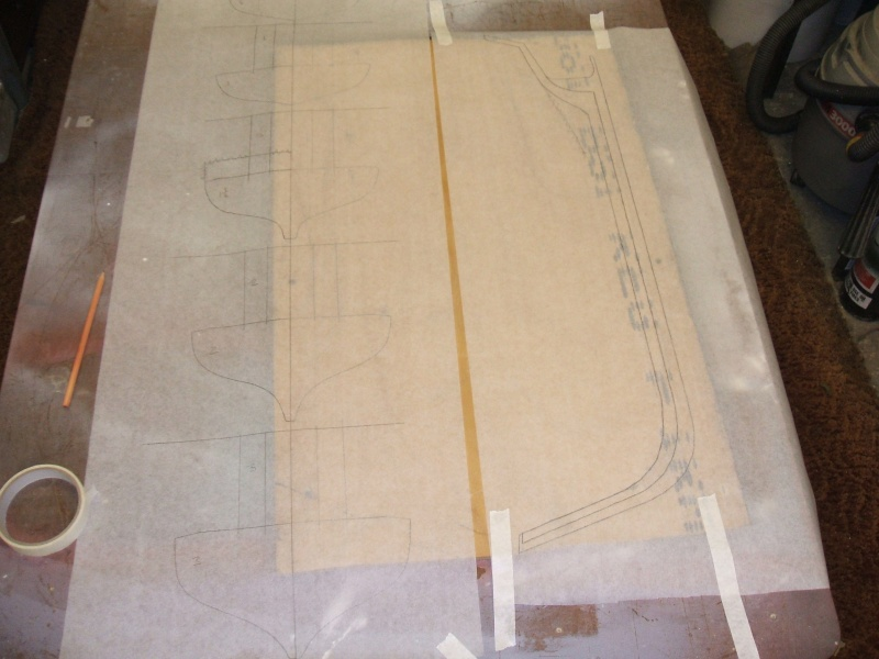 Scratch build of a Shrimper 110