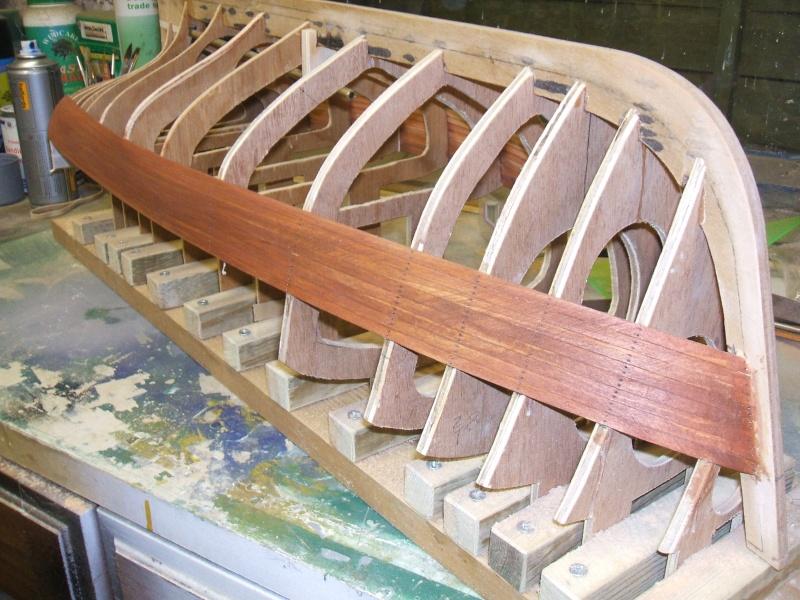 Scratch build of a Shrimper 1510