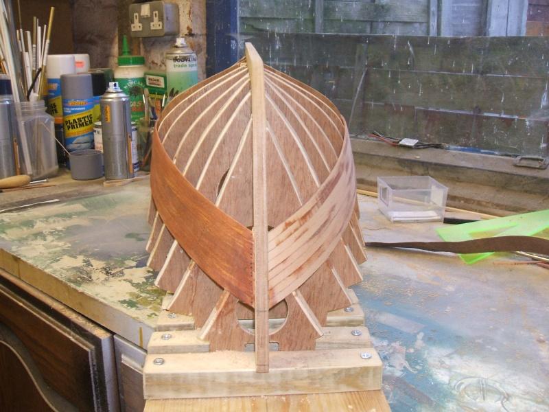 Scratch build of a Shrimper 1710