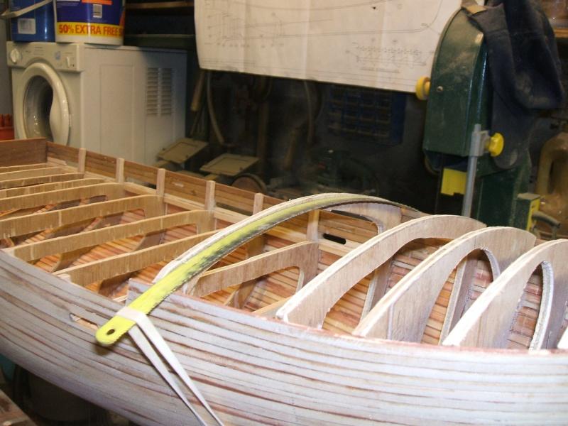Scratch build of a Shrimper 4010
