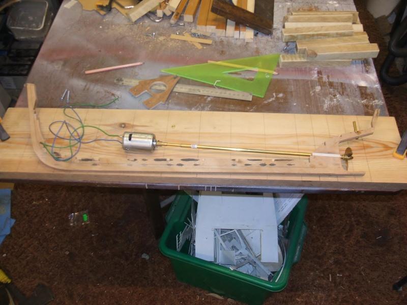 Scratch build of a Shrimper 410