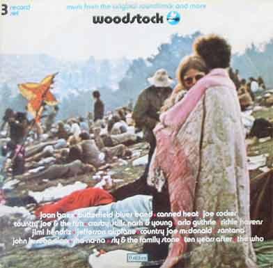 """Votre """"Top Seven Albums"""" Woodst10"""
