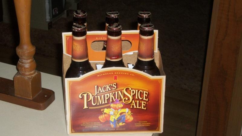 Jack's Pumpkin Spice Ale 100_0210