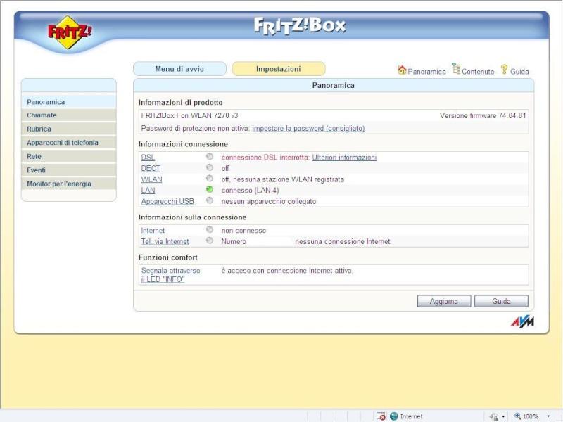 fritz 7270 v3 (rosso) fw 74.04.81 internazionale e Huawei E1750 Main11