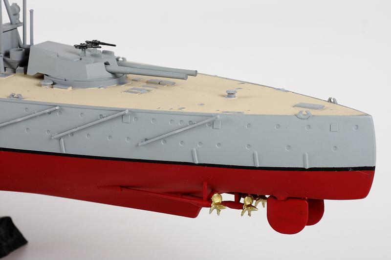 """Zvezda au 1/350 """"HMS Dreadnought"""" 1010"""