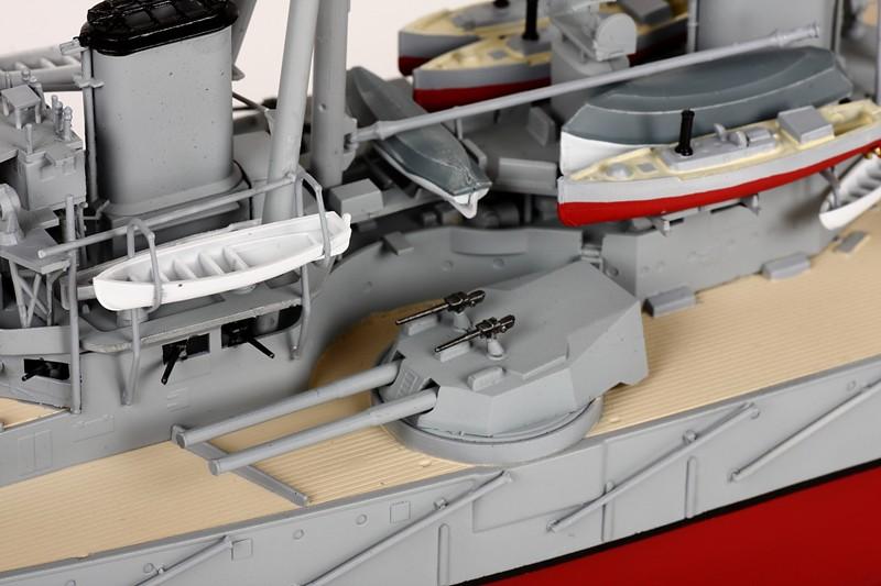 """Zvezda au 1/350 """"HMS Dreadnought"""" 1110"""