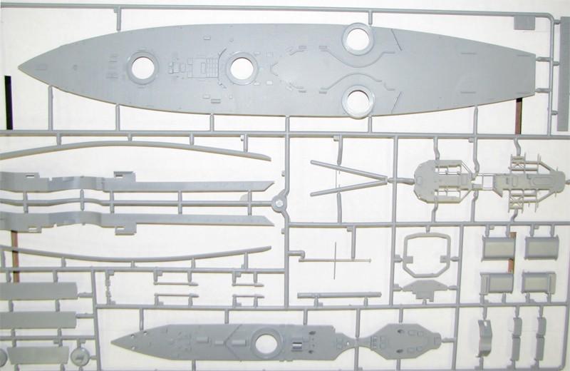 """Zvezda au 1/350 """"HMS Dreadnought"""" 410"""