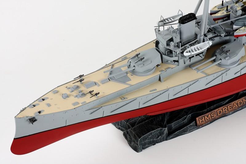 """Zvezda au 1/350 """"HMS Dreadnought"""" 910"""