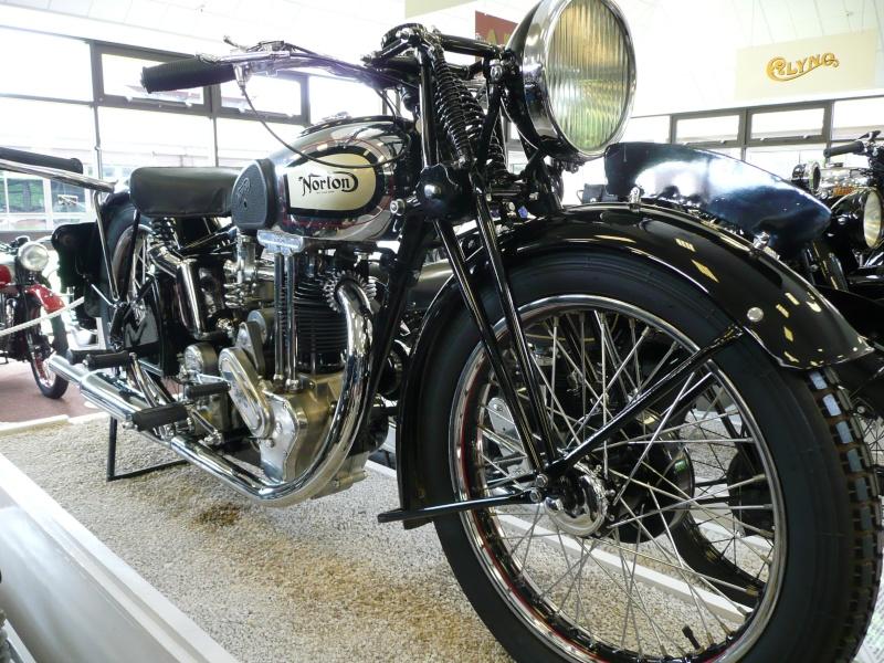 moto storiche  Norton10