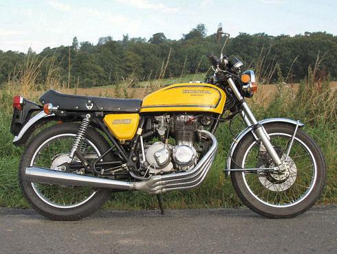 moto storiche  Yellow10