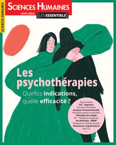 Sciences Humaines Essentiels n°10 — Les psychothérapies Scienc10
