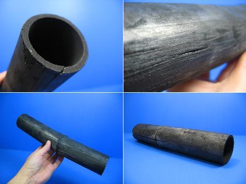 Cachette en charbon de bambou (natural bamboo shelter)  Ao_19210