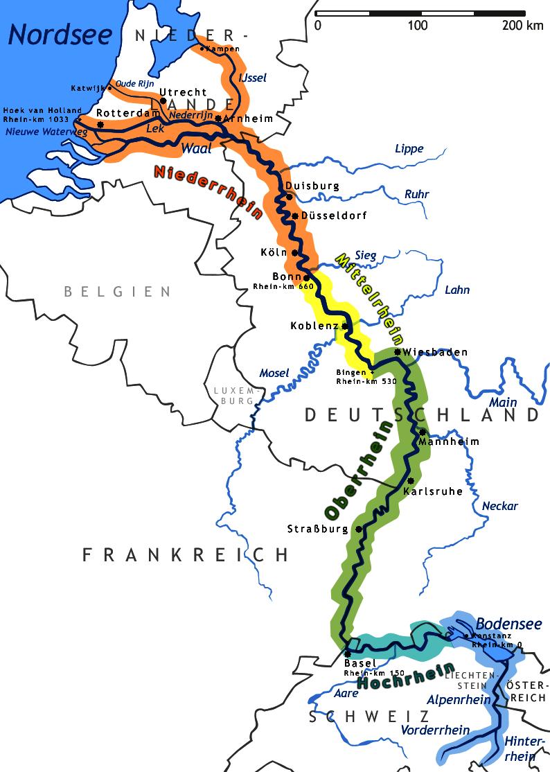 Fleuve Rhin (Europe centrale) Rhin_c10