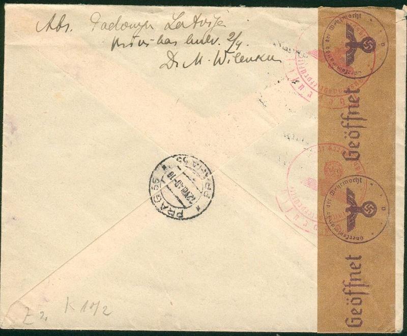 lettonie occupation allemande Ostlan13