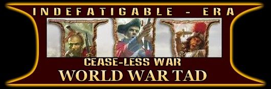 WORLD WAR TAD LEAGUE CEASELESS WAR Cease-10