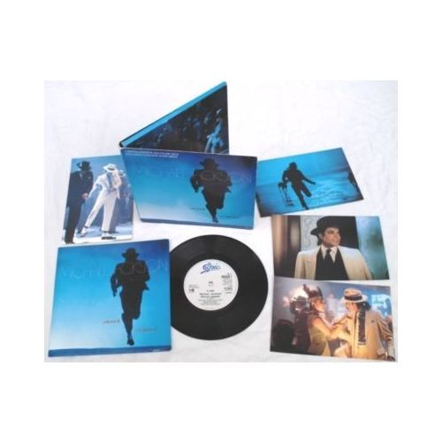 45T Smooth criminal - Limited edition souvenir pack UK Smooth11
