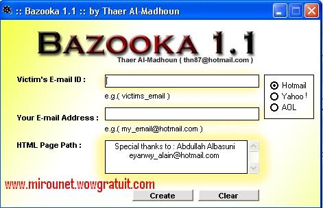 bazooka 1.1
