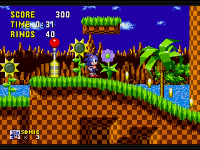 Les Jeux Sonic The Hedgehog Megaco13