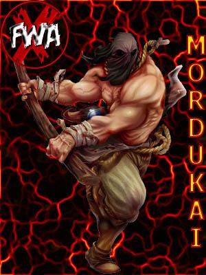 """""""The Demon"""" Mordukai Xfwa-c20"""