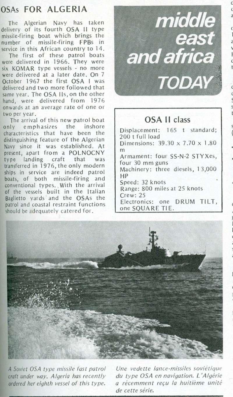 البحرية الجزائرية بين الماضي و الحاضر Numar151