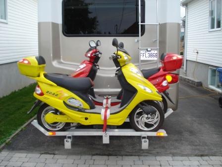 VENDU - Rack et vélos électriques (scooters) à vendre  Mopet_10