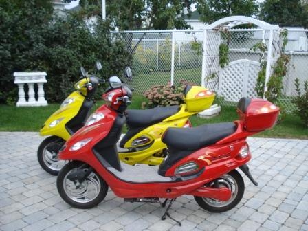 VENDU - Rack et vélos électriques (scooters) à vendre  Mopet_18