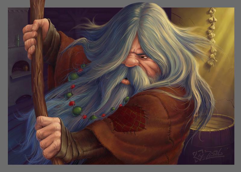 """28 января """"Кудесы"""" — день угощения домового. Ddzdod10"""