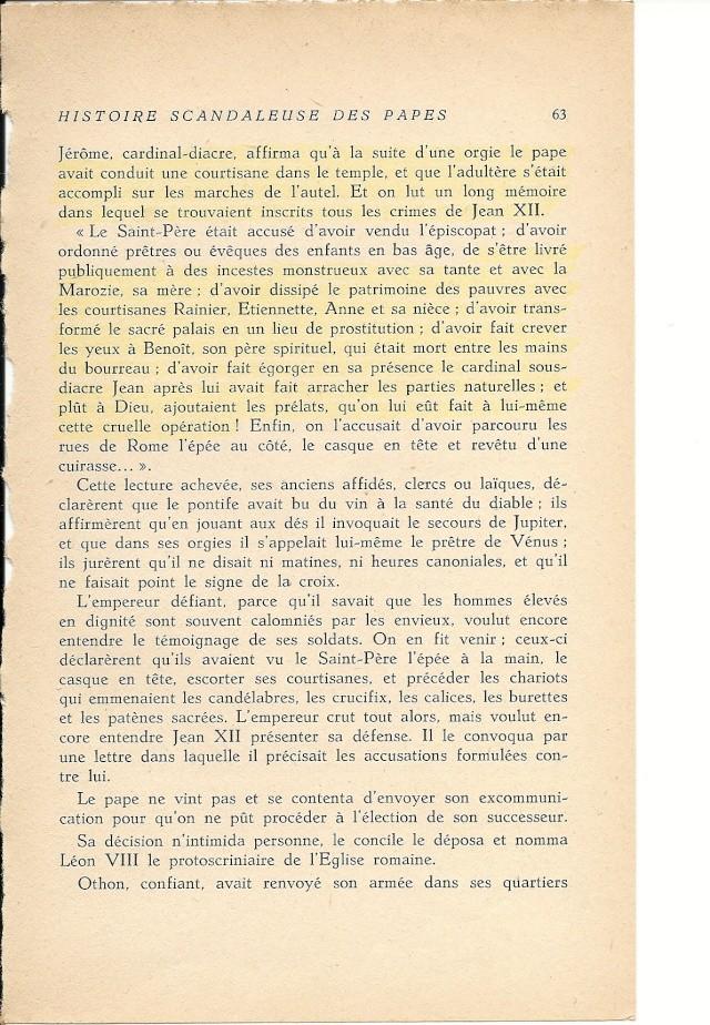 Histoire du pape Jean XII Numari86