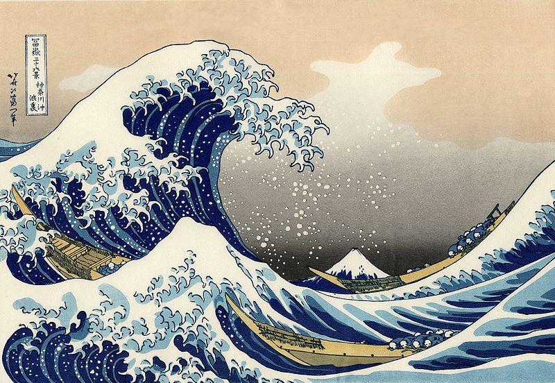 """Hokusai: """"le fou de la peinture"""" Hokusa14"""