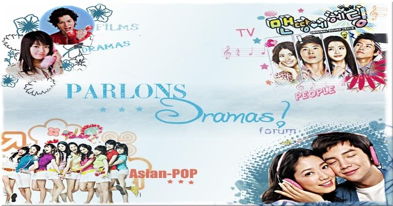 Parlons Dramas !