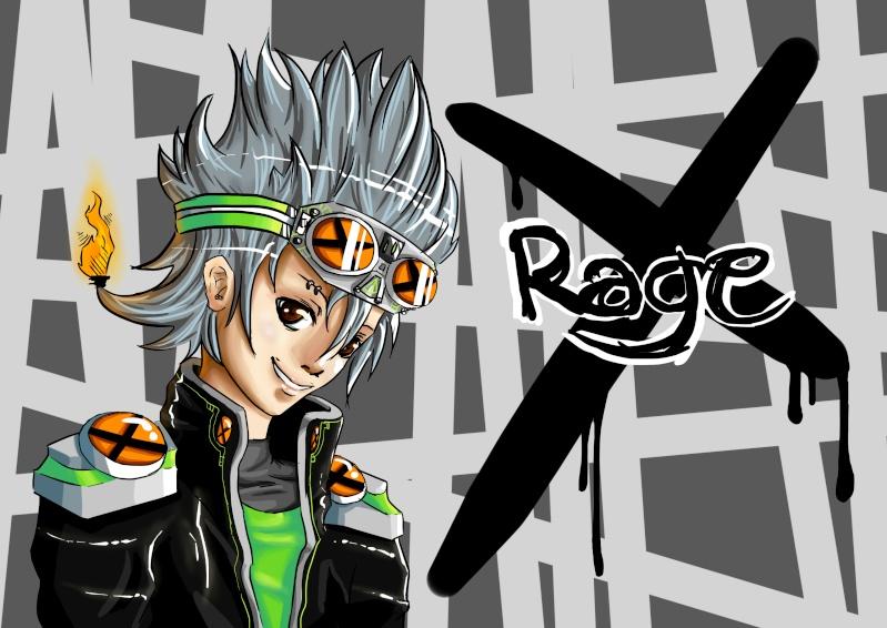 My rendering Rage2110