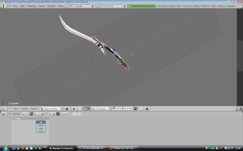 Some more old stuff xDDD Sword10