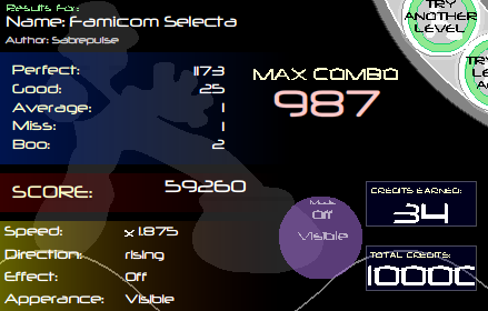 Post your FFR Scores here! - Page 3 Famico13