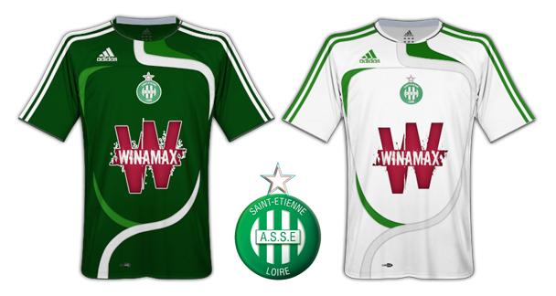 Maillot saison 2011-2012 !  Saint-10
