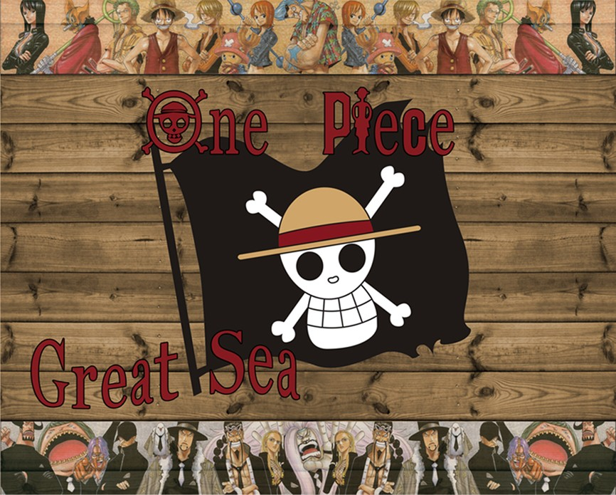 One Piece Great Sea