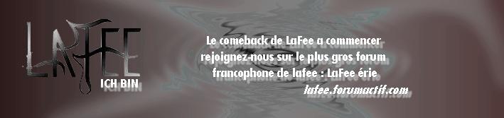 Promotion du nouvel album Lafee_13