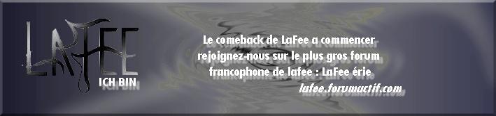 Promotion du nouvel album Lafee_17