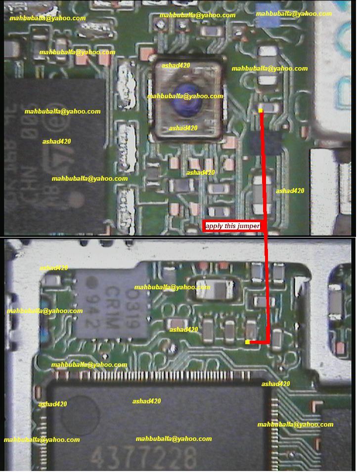 full reparaciones nokia 2220 Hangre10