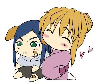 Post Shizuru and Natsuki [ShizNat] fanart, images, EVERYTHING! - Page 2 0210