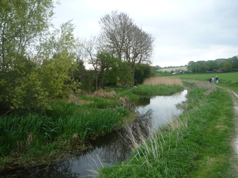 Aylesbury, Wendover, The arm of the canal that never was 03011