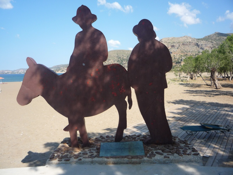 Greece, Island of Crete, Paleochora, 2011 07710